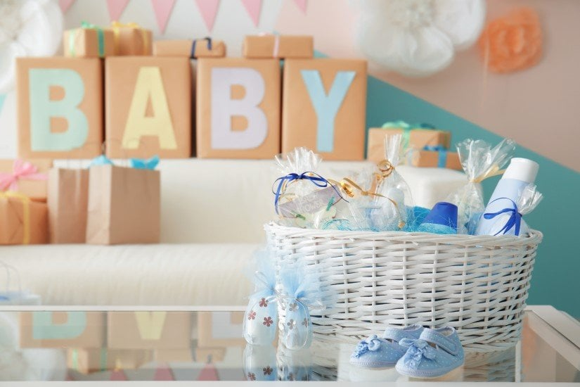 Babyshowergaver